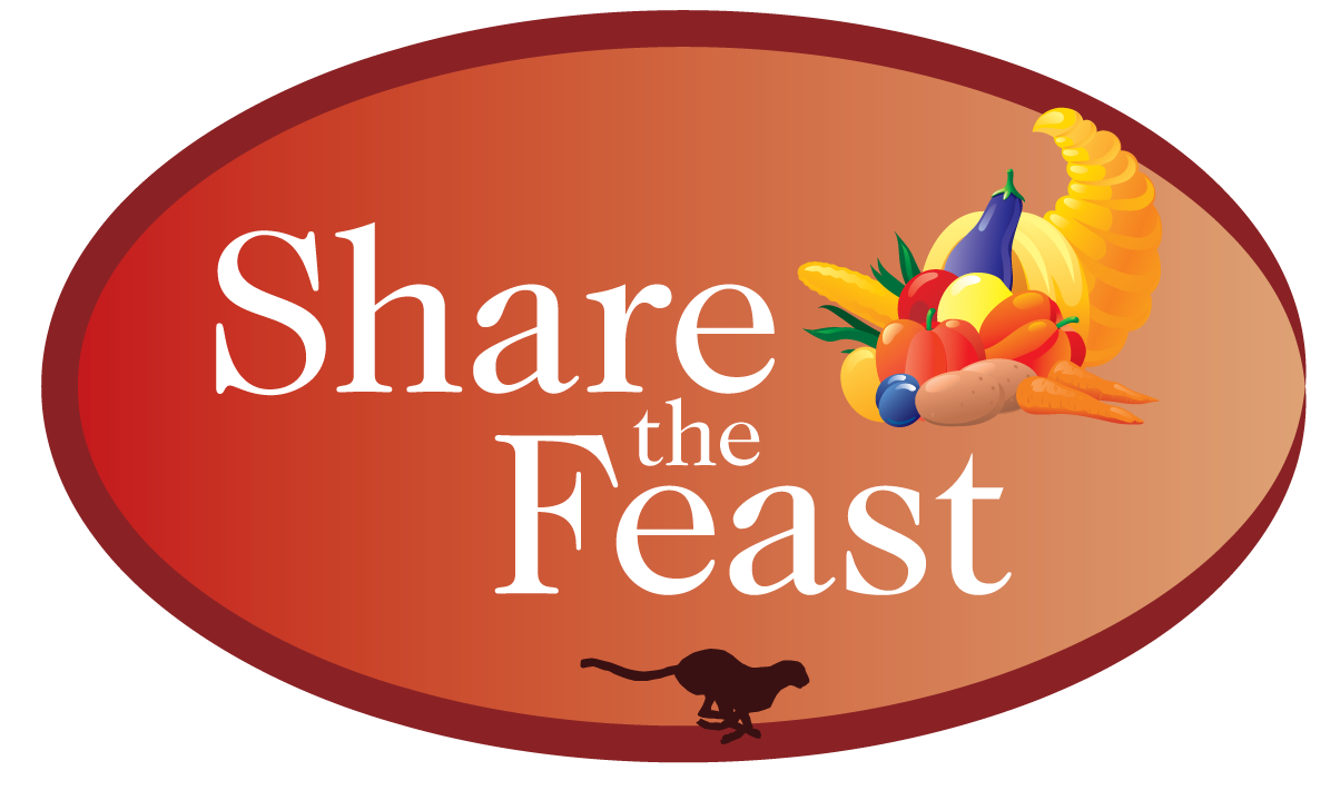 Share the Feast-Donate Now!