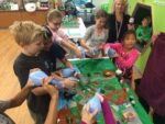 Fourth Graders Learned About the Effects of Pollution Run-Off